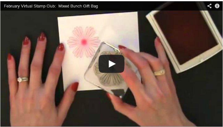 Feb Mixed Bunch Gift Bag