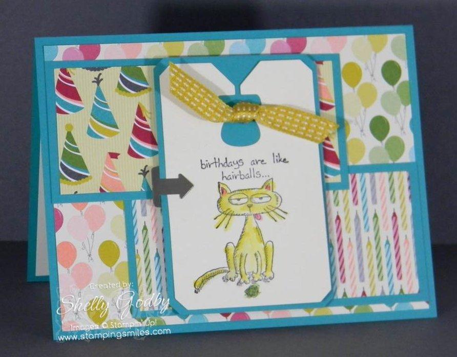 Giggle Greetings stamp set