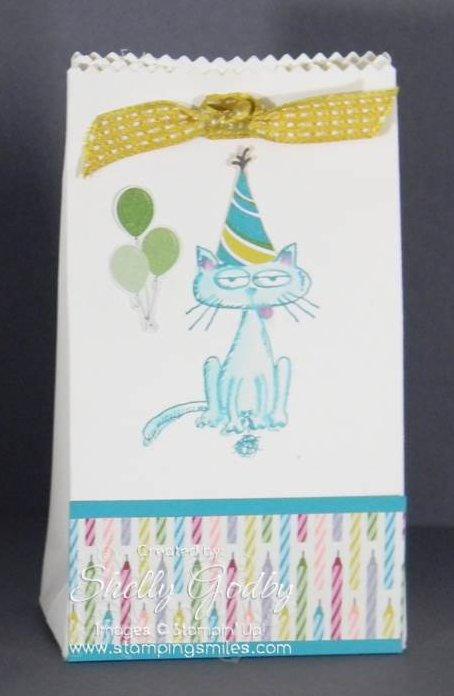 Giggle Greetings Envelope Bag