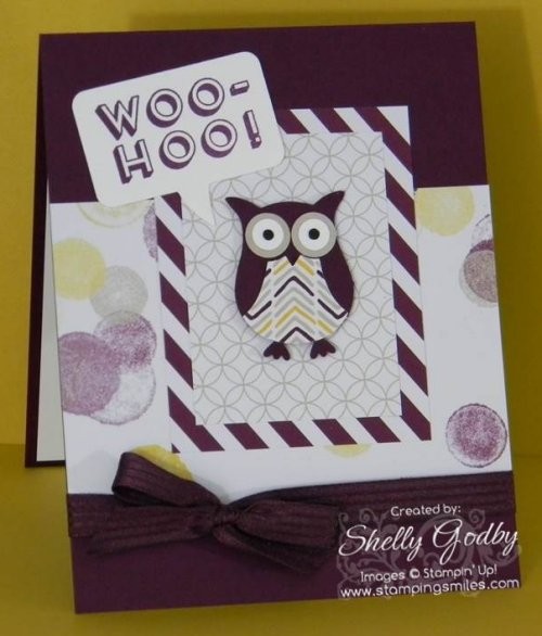 Bravo Woo Hoo Card