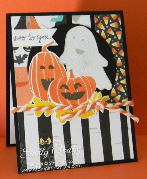 Fall Fun Halloween Card